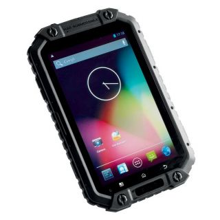 Product image of KAZAM 506031667006K Toughshield T700 7 INCH 16GB Tablet Ruggedised NFC Dual Sim Android - Black