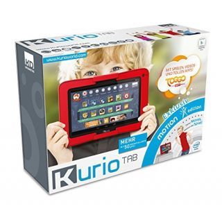 Product image of INSPIRATION WORKS KURIO TAB BLACK CTRAIL 1.2GHZ 8GB 1GB 7IN ANDROID 4.4 IN