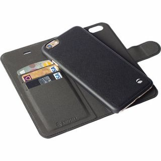 Product image of KRUSELL - CASES & BAGS KRUSELL MALMOE WALLET+COVER 2IN1 FOR IPHONE 6 PLUS BLACK