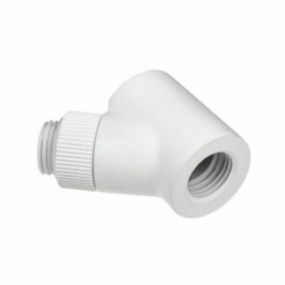 Product image of Monsoon MON-RO-45-34-WT Monsoon 19/13mm (OD 3/4) Rotary 45 - White