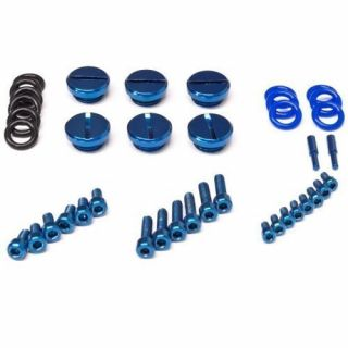 Product image of Monsoon M2-DBR-CK-BL Monsoon M2 Dual Bay Reservoir Color Kit  Blue