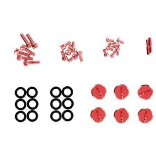 Product image of Monsoon M2-DBR-CK-RD Monsoon M2 Dual Bay Reservoir Color Kit  Red
