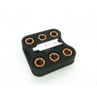 Product image of Monsoon Free Center Hardline 1/2 X 5/8 (16mm) 6 Pack - Orange