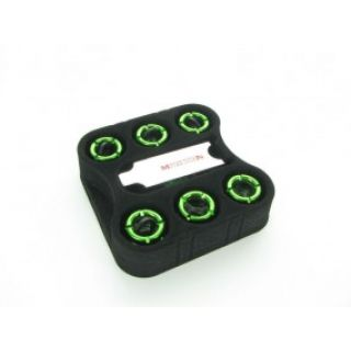 Product image of Monsoon Free Center Hardline 1/2 X 5/8 (16mm) 6 Pack - Green