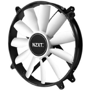 Product image of NZXT RF-FZ20S-02 NZXT FZ-200 Airflow Fan Black/White - 200mm