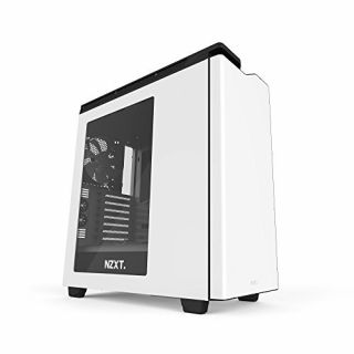 Product image of NZXT CA-H442W-W1 NZXT H440 New 2015 Edition Case - White & Black