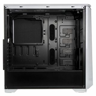 Product image of Phanteks Eclipse P400S Midi Tower Case - Noise Dampened White Window