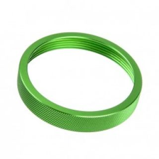 Product image of Primochill CTR Phase II Compression Ring Diamond Groove - Green