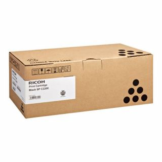 Product image of Ricoh Infoprint 407642 Ricoh SPC22x Black AIO Toner