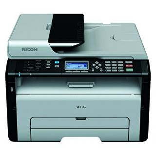 Product image of RICOH 904235 SP 211SF 22PPM A4 Mono Laser 4-in-1 MFP (2 Year Pan European Warranty)