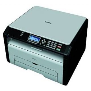 Product image of RICOH 904233 SP 211SU 22PPM A4 Mono Laser 3-in-1 USB MFP (2 Year Pan European Warranty)