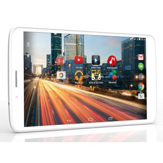 Product image of Archos 80b Helium 4G (8.0 inch) Tablet PC 1280 x 800 8GB Capacity 1GB RAM Android 4.4 KitKat (White)