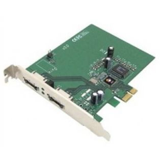 Product image of SIIG eSATA II Pro PCI-E Card with 2-External Ports