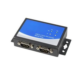 Product image of Siig ID-SC0Q11-S1 SIIG 2-Port USB to RS-422/485 serial adp