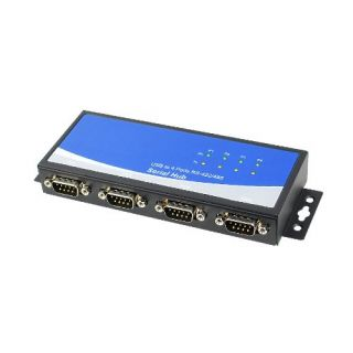Product image of Siig ID-SC0R11-S1 SIIG 4-Port USB to RS-422/485 serial adp