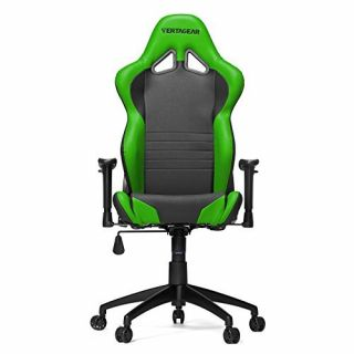 Product image of Vertagear VG-SL2000_GR Vertagear Racing Series S-Line SL2000 Gaming Chair Black/Green Edition