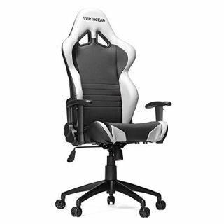 Product image of Vertagear VG-SL2000_WT Vertagear Racing Series S-Line SL2000 Gaming Chair Black/White Edition