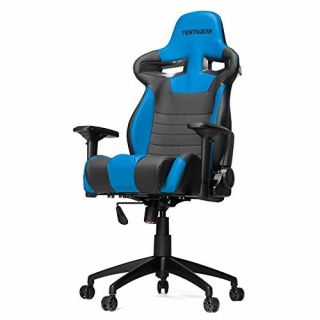 Product image of Vertagear VG-SL4000_BL Vertagear Racing Series S-Line SL4000 Gaming Chair Black/Blue Edition