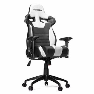 Product image of Vertagear VG-SL4000_WT Vertagear Racing Series S-Line SL4000 Gaming Chair Black/White Edition