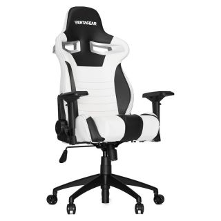 Product image of Vertagear Racing Series S-Line SL4000 Gaming Chair - White/Black Edition