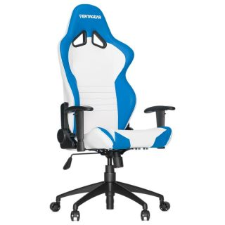 Product image of Vertagear Racing Series S-Line SL2000 Gaming Chair - White/Blue Edition