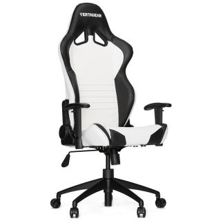 Product image of Vertagear Racing Series S-Line SL2000 Gaming Chair - White/Black Edition