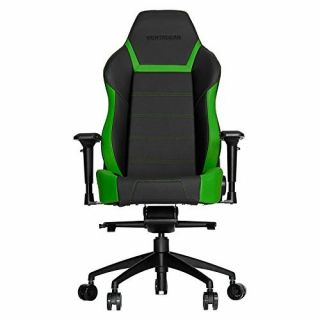 Product image of Vertagear VG-PL6000_GR Vertagear Racing Series P-Line PL6000 Gaming Chair Black/Green