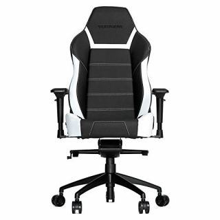 Product image of Vertagear VG-PL6000_WT Vertagear Racing Series P-Line PL6000 Gaming Chair Black/White
