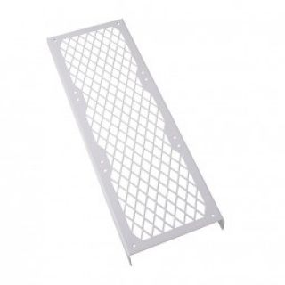 Product image of Watercool 23235 Watercool Radiator HTF4 3x140 Fan Cover Rhombus - white