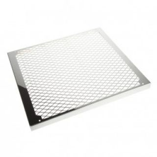 Product image of Watercool MO-RA3 420 Aperture Rhombus - Stainless Steel
