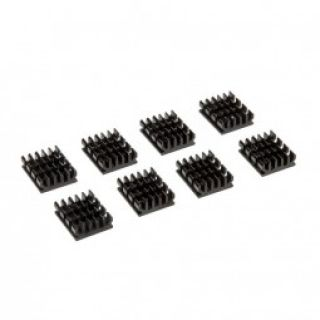 Product image of Watercool passive cooler for VGA RAM 8 Pack