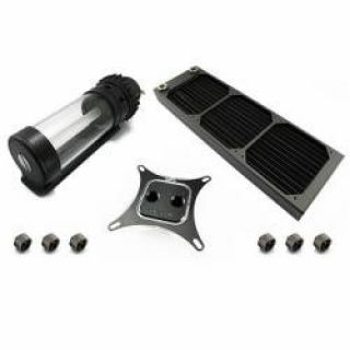 Product image of XSPC 5060175584878 XSPC RayStorm D5 Photon AX360 WaterCooling Kit