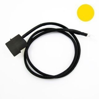 Product image of XSPC Single 5mm LED Wire (Yellow)