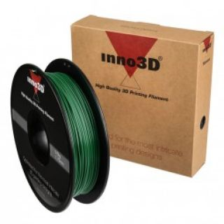 Product image of Inno3D 3DP-FA175-SG05 Inno3d Printer Filament ABS 1.75mm 200mm Length - Dark Green