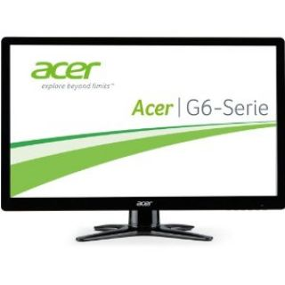 Product image of Acer G6 Series G226HQLBbid (21.5 inch) Full HD LED Monitor 200cd/m2 1920x1080 5ms HDMI (Black)