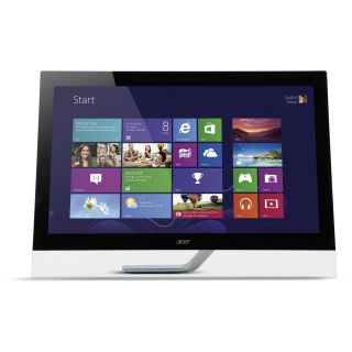 Product image of Acer T232HLbmidz (23 inch Touchscreen) Full HD LED E-IPS Display 1000:1 250cd/m2 1920x1080 5ms HDMI/DVI