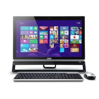 Product image of Acer Aspire ZS600 (23 inch) All-in-One PC Core i5 (3330S) 2.7GHz 6GB 1TB DVD-RW WLAN BT TV Tuner Windows 8 64-bit Multi Language (UMA Graphics)