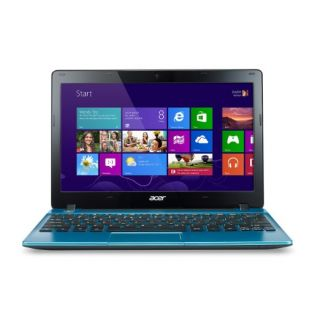 Product image of Acer Aspire V5-121-C72G32nbb (11.6 inch) Notebook PC Dual Core (C-70) 1GHz 2GB 320GB WLAN Webcam Windows 8 64-bit (Radeon HD 7290) Blue