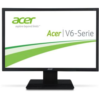 Product image of Acer V6 Series V196WL (19 inch) LED Monitor 100M:1 250cd/m2 5ms VGA (No DVI)*