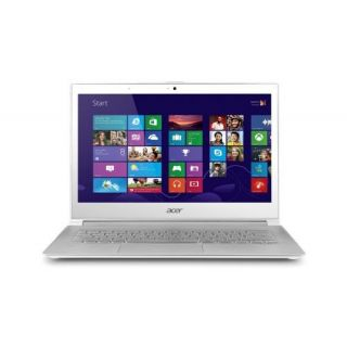 Product image of Acer Aspire S7-392 (13.3 inch Touchscreen) Ultrabook Core i5 (4200U) 1.6GHz 8GB 128GB SSD WLAN BT Webcam Windows 8 64-bit (HD Graphics 4400)