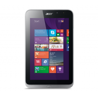 Product image of Acer Iconia W4-820 (8.1 inch) Tablet PC Atom (Z3740) 1.8GHz 2GB 64GB WLAN BT Webcam Windows 8.1 (HD Graphics)