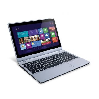 Product image of Acer Aspire V5-122P-61454G50nss (11.6 inch) Notebook PC Quad Core A6 (1450) 1GHz 4GB 500GB WLAN Webcam Windows 8 64-bit (Radeon HD 8250) Silver