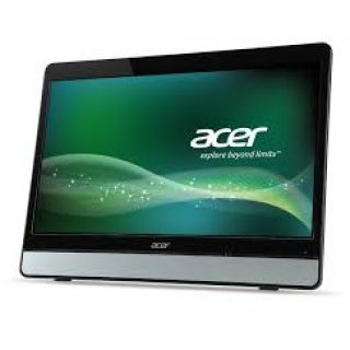 Product image of [Ex-Demo] Acer FT240HQLbmjjcz (23.6 inch) Full HD TN+Film LED Backlit Touchscreen Monitor 100M:1 250cd/m2 1920x1080 5ms HDMI (MHL) Camera  (Scratches On  Bezel)