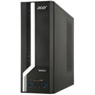 Product image of Acer Veriton 2 N4630G SFF PC Core i3 (4130T) 2.9GHz 4GB 500GB WLAN Windows 7 Pro 64-bit/Windows 8 Pro 64-bit (HD Graphics) with VESA Mount