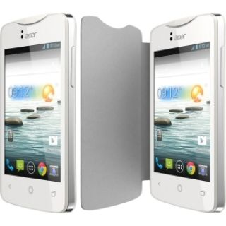 Product image of ACER - HANDHELDS Z130 - ACER LIQUID Z3 WHITE TP DUALSIM IN*
