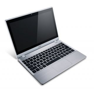 Product image of Acer Aspire V5-122P-61454G50nss (11.6 inch) Notebook PC Quad Core A6 (1450) 1GHz 4GB 500GB WLAN Webcam Windows 8.1 64-bit (Radeon HD 8250) Silver