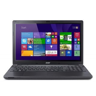 Product image of Acer Aspire E5-571 (15.6 inch) Notebook PC Core i7 (4510U) 2GHz 8GB 1TB DVD±RW WLAN BT Webcam Windows 8.1 64-bit (HD Graphics 4400) Black