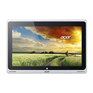 Product image of Acer Aspire Switch 10 SW5-012-17HC (10.1 inch) Convertible Tablet PC Atom (Z3735F) 1.33GHz 2GB 500GB+32GB eMMC WLAN BT Webcam Windows 8.1 with Bing 32-bit (HD Graphics) Aluminium/Silver
