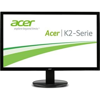 Product image of Acer K2 Series K272HULBbmidp (27 inch) WQHD LED Backlit LCD Monitor 100M:1 350cd/m2 2560x1440 2ms DisplayPort/HDMI/DVI