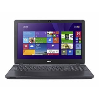 Product image of Acer Aspire E5-571-741L (15.6 inch) Notebook PC Core i7 (5500U) 2.4GHz 4GB 500GB DVD±RW WLAN BT Webcam Windows 8.1 64-bit (HD Graphics 5500) Black
